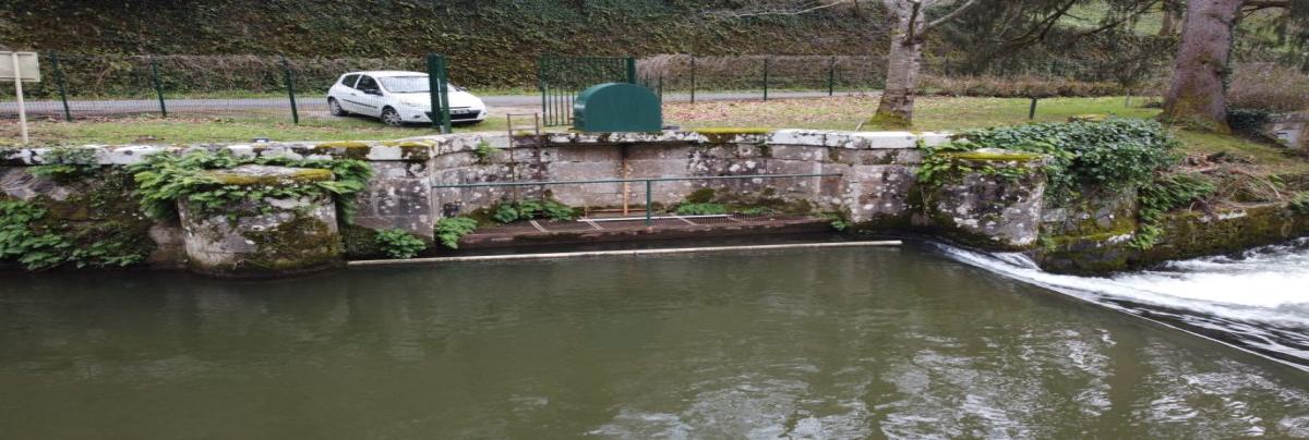 Permalien vers:Prise d'eau du Bridou – rénovation
